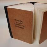 Handgemaakte boeken