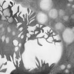 Shadowland (3) (houtskool op papier, 100x70 cm, 2013)
