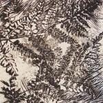 Varens (5) (linoleumsnede,  15x15 cm, 2010)