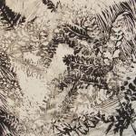 Varens (6) (linoleumsnede,  15x15 cm, 2010)
